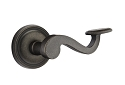 Emtek Lost Wax Padua Lever Handle with Style 12 Rosette