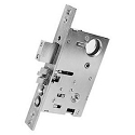 Emtek Standard Mortise Lock Box ONLY; Thumb by Lever or Knob