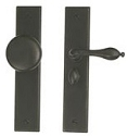 Emtek Rectangle Style Screen Door Locks