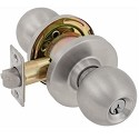 EZSet EA Grade II Entrance Commercial Lockset