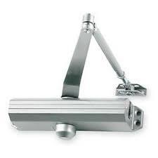 Door Closer Parts Amp Hydraulic Piston Door Closer Silver 8