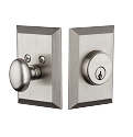 Grandeur Fifth Avenue Deadbolt - Double Cylinder