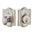 Grandeur Parthenon Deadbolt - Single Cylinder