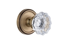 Grandeur Georgetown Rosette with Fontainebleau Knob