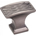 Hardware Resources Aberdeen 1-1/2 Inch Cabinet Knob - Brushed Pewter