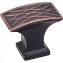 Hardware Resources Aberdeen 1-1/2 Inch Cabinet Knob - Brushed Oil-Rubbed Bronze