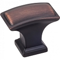 Hardware Resources Annadale 1-1/2 Inch Cabinet Knob - Brushed Oil-Rubbed Bronze