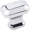 Hardware Resources Ella Cabinet Knob in Polished Chrome