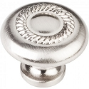 Hardware Resources Cypress 1-1/4 Inch Cabinet Knob - Satin Nickel