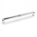 Hardware Resources Durham 12 Inch CC Appliance Pull - Polished Chrome