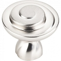 Hardware Resources Duval 1-1/4 Inch Cabinet Knob - Satin Nickel