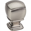 Hardware Resources Katharine 1 Inch Cabinet Knob - Satin Nickel