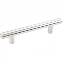 Hardware Resources Key West 146mm Overall Cabinet Pull - Satin Nickel
