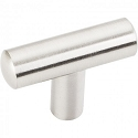 Hardware Resources Key West 48mm Cabinet Knob - Satin Nickel
