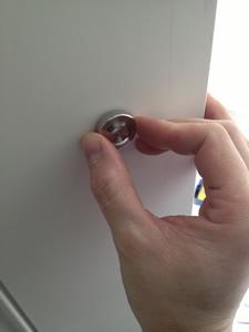 How To Install An Emtek Lausanne Entrance Handleset