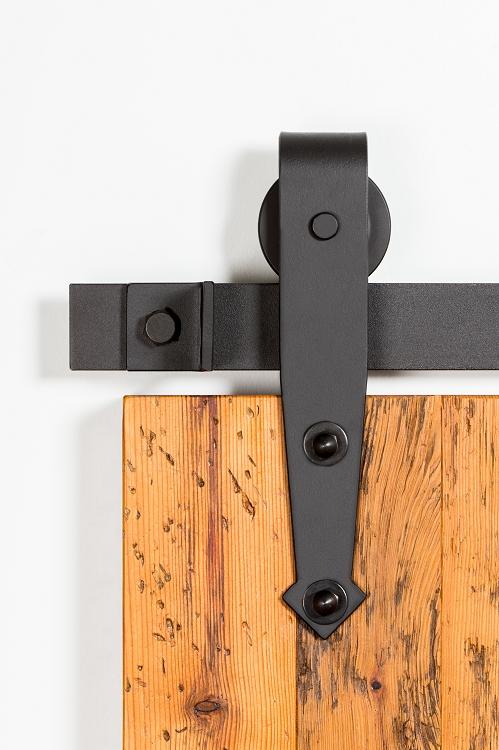 Barn Door Hardware Flat Track