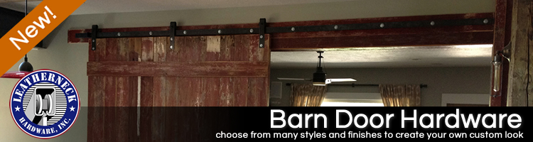 Barn Door Track Hardware