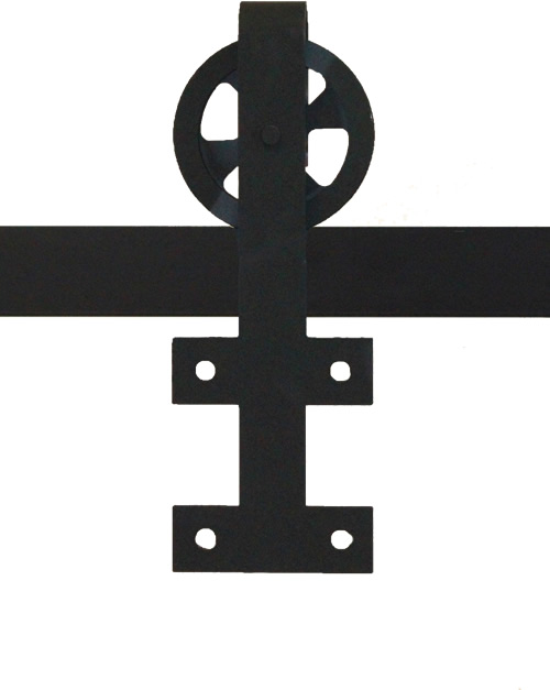Leatherneck 801 Spoked Style Barn Door Track Hanger