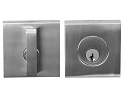 Linnea DB63 Single Cylinder Square Deadbolt