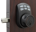 Lockey SL910 Electronic/Mechanical Deadbolt Lock