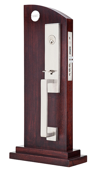 Emtek Door Hardware Emtek Mormont Mortise Entry Handleset