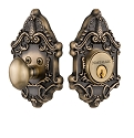 Nostalgic Warehouse Victorian Single Cylinder Deadbolt