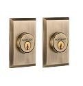 Nostalgic Warehouse New York Double Cylinder Deadbolt