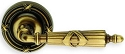 Omnia Solid Brass Lever Style 572