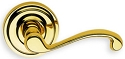 Omnia Solid Brass Lever Style 794