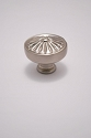 Residential Essentials Cabinet Knob in Satin Nickel