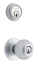 Schlage Orbit H-Series Double Keyed Entry Commercial Knobset