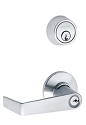 Schlage Saturn S200 Single Dummy Commercial Door Lever