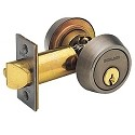 Schlage B250 Single Cylinder Nightlatch or Gatelatch Deadbolt