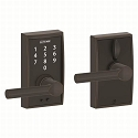 Schlage FE695 Century with Broadway Lever Keyless Touch Entry Auto-Lock