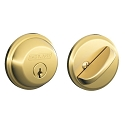 Schlage B60 Single Cylinder Deadbolt
