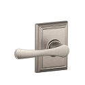 Schlage Avila Lever Handle with Addison Rosette