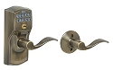Schlage Accent Keypad Entry Auto-Lock