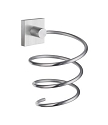 Smedbo House Collection Hairdryer Holder - Brushed Chrome