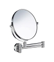 Smedbo Outline Collection Swing Arm Mirror Wallmount - Polished Chrome
