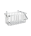 Smedbo Sideline Collection Shower Basket - Polished Chrome