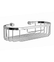 Smedbo Time Collection single Level Soap Basket - Polished Chrome