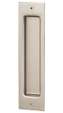 Sure-Loc Flush Barn Door Handle - Satin Nickel
