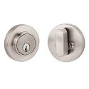 Sure-Loc Modern Round Single Cylinder Deadbolt