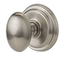 Sure-Loc Canyon Solid Egg Shaped Doorknobs