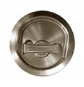 Sure-Loc Round Pocket Door Pull - Passage