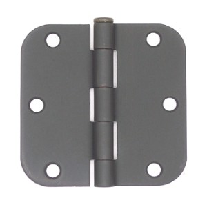3 1/2 Inch Door Hinges   Oil Rubbed Bronze