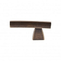 Top Knobs Sanctuary I Arched Knob/Pull 2 1/2 Inch - German Bronze