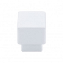 Top Knobs Sanctuary II Tapered Knob 1 Inch - White