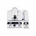 Top Knobs M1780 Cabinet Latch 2 Inch- Polished Chrome