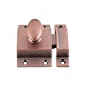 Top Knobs M1782 Cabinet Latch 2 Inch- Antique Copper